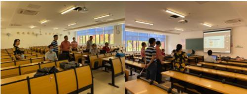 机电工程学院顺利完成本科生毕业设计网上答辩工作