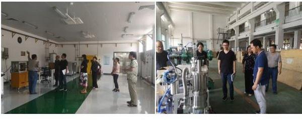 材料科学与氢能学院开展实验室安全检查工作