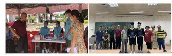环境与化学工程学院2020届毕业生返校工作顺利完成