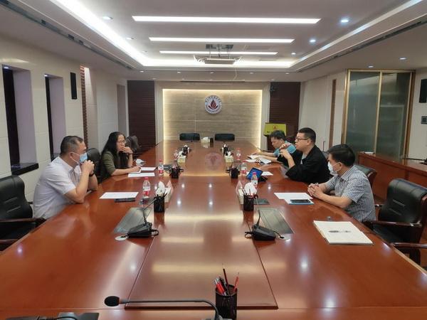 香港科技协进会副会长李德豪博士到访我校