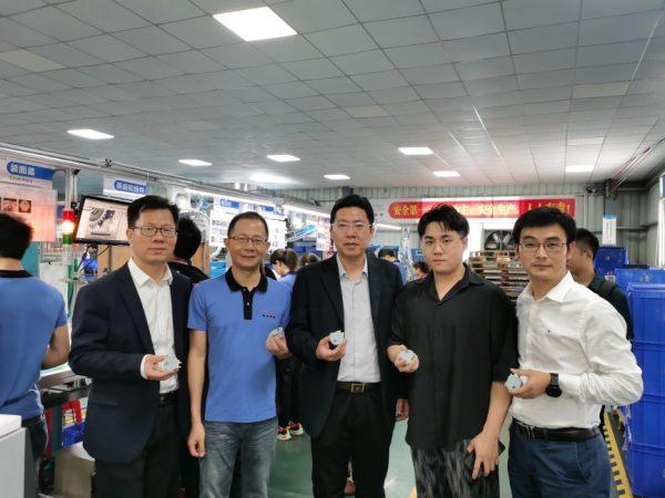佛山科学技术学院携手敏卓机电成立校企联合实验室,共推制造业智能转型