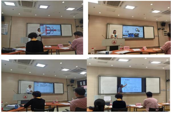 学校成功举办广东省首届本科高校课程思政教学大赛校级选拔赛