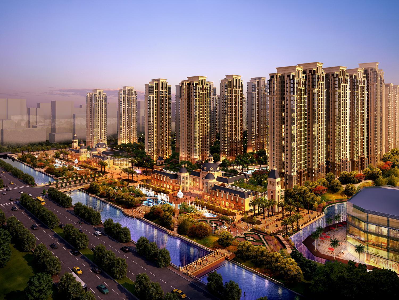 青海省西宁市凯旋广场