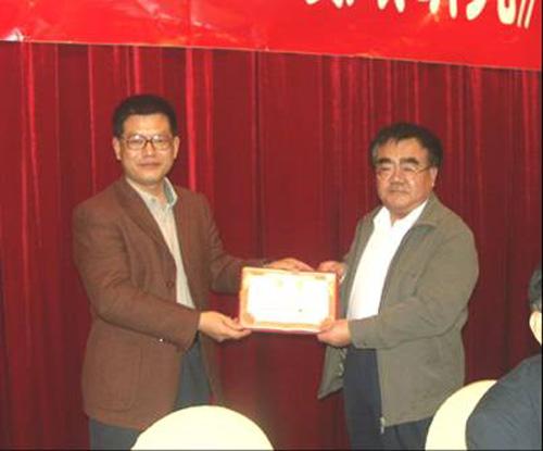 朱珍教授被广东省电教馆聘为课题研究指导专家